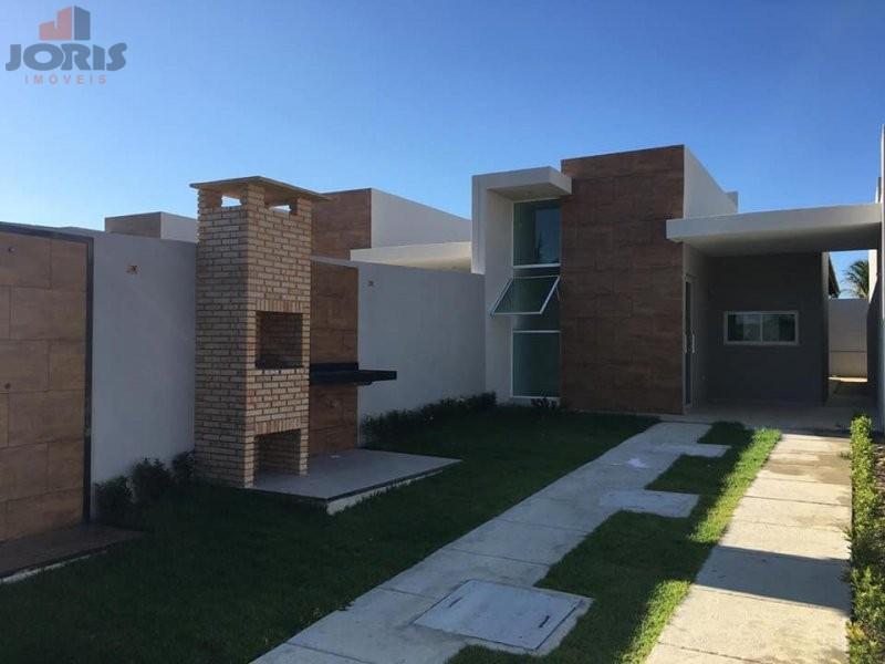 Casa à venda  no Urucunema - Eusébio, CE. Imóveis